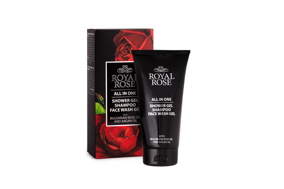 AFTER SHAVE CREAM ROYAL ROSE 75ml