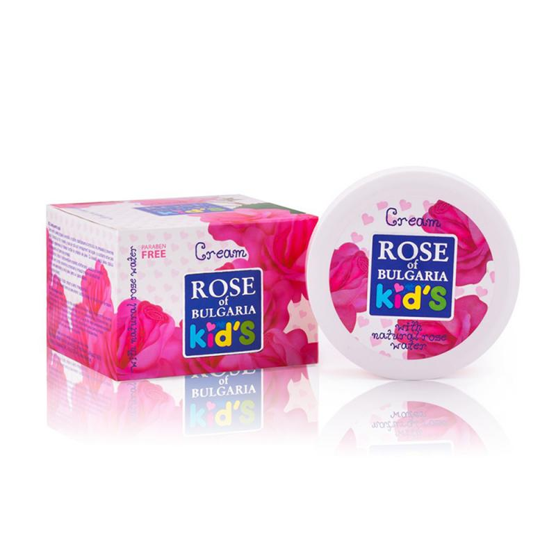 Face cream ROSE OF BULGARIA KIDS 75ml