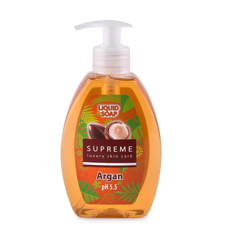Liquid soap ARGAN Supreme Luxury Skin care pH5,5 300ml